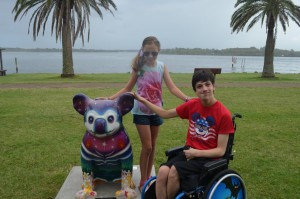 KOALA SCULPTURE TRAIL, PORT MACQUARIE
