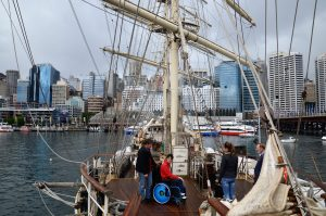 ACCESSIBLE TALL SHIP TOURS